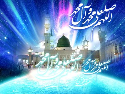 حضرت محمد ص عرش نشینی آمده بود تا فرش نشینان را هم با خود به عرش ببرد