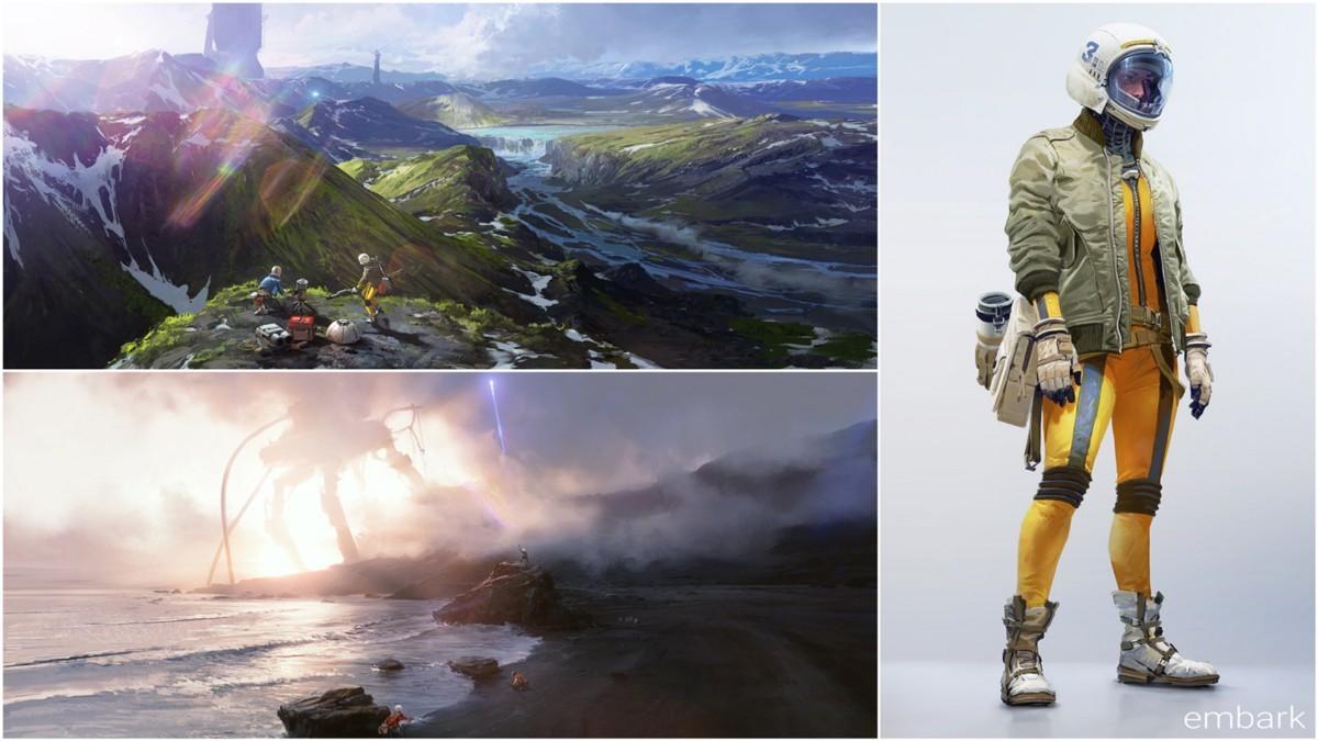 معاون اجرایی استودیوهای جهانی سابق EA با انتشار یک تصویر به بازی جدید خود اشاره دارد