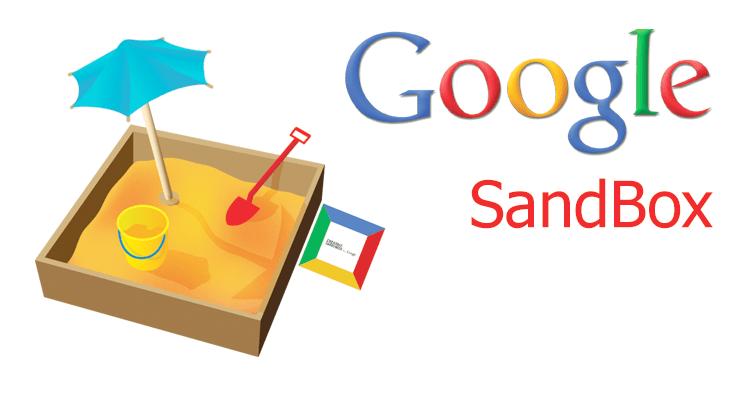 بررسی آنالیز رفتاری الگوریتم sand boxگوگل