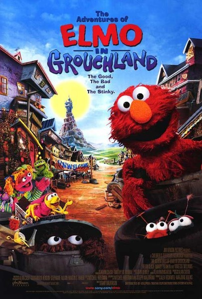 دانلود فیلم The Adventures Of Elmo In Grouchland 1999