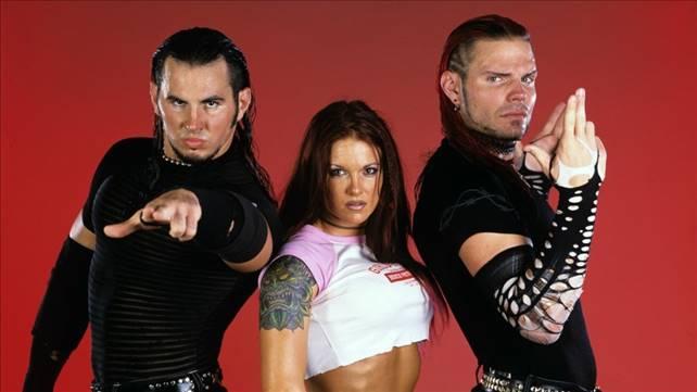 WWE Trish Lita