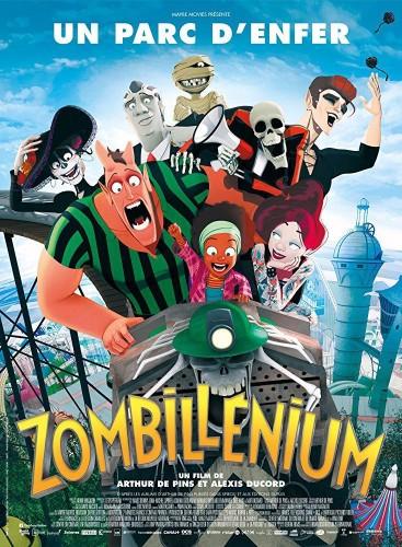 دانلود انیمیشن Zombillenium 2017