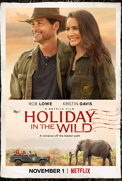 دانلود فیلم Holiday In The Wild 2019