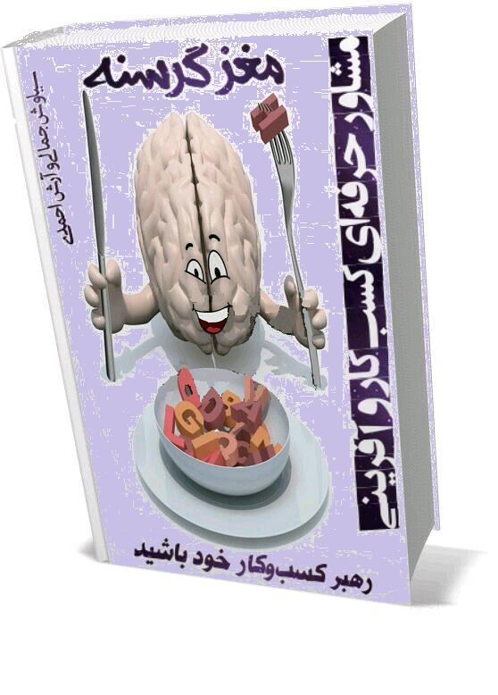 کتاب مغز گرسنه کسب درآمد مغز گرسنه شروع کسب و کار