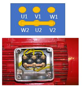 سربندی موتور به صورت ستاره