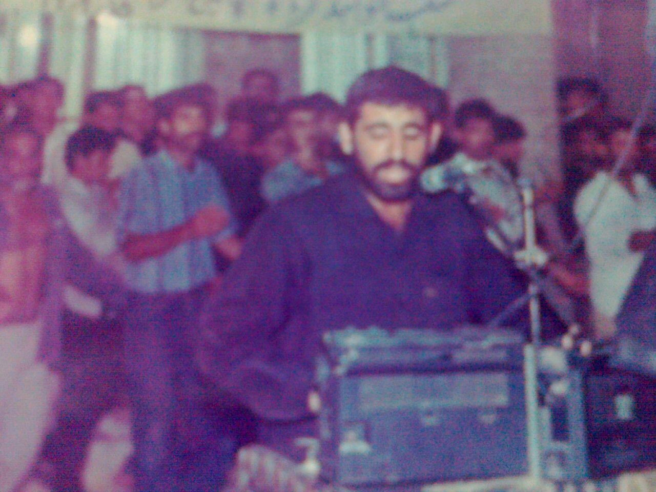 حسینیه معتمدی سال 60