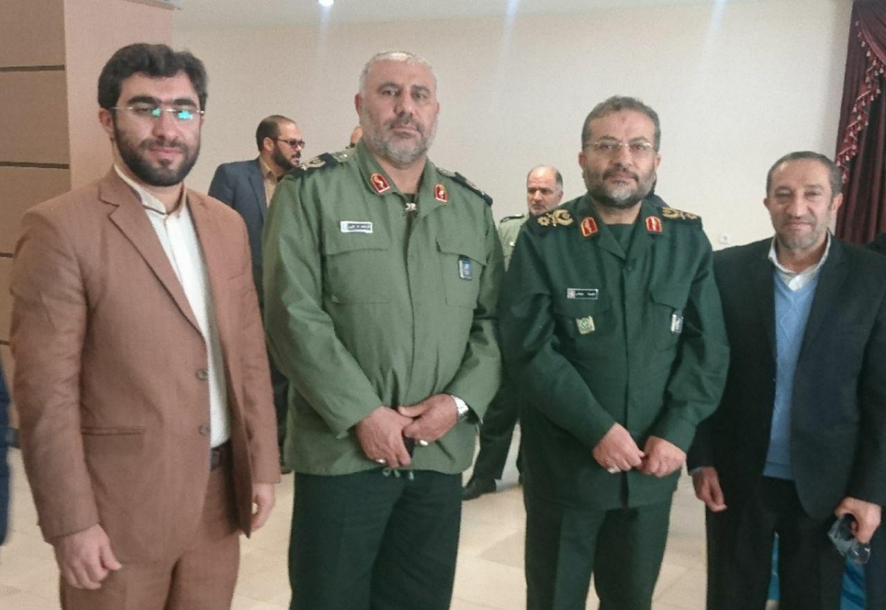 سازمان بسیج مستضعفین سپاه پاسداران انقلاب اسلامی