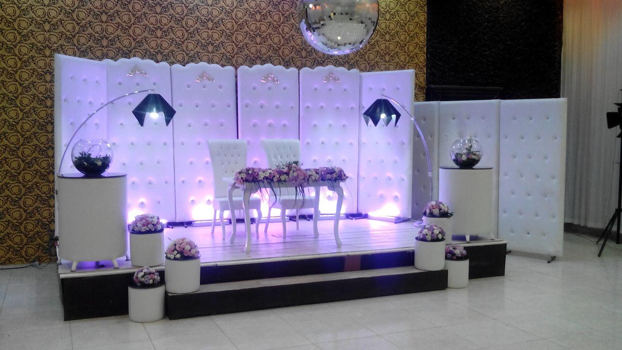 تالار عروسی در غرب تهران