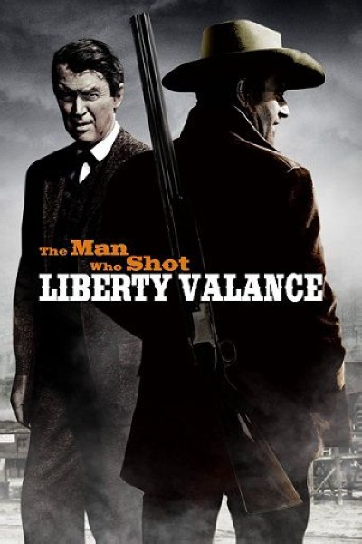 دانلود فیلم The Man Who Shot Liberty Valance 1962