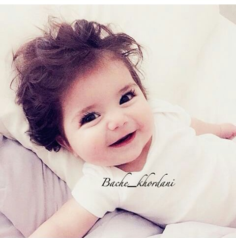 عکس بچه خوشگل وناز