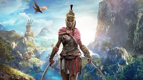 Assassin's Creed Odyssey بهترین فروش هفتهی اول در میان نسخههای نسل هشتمی سری به دست آورد
