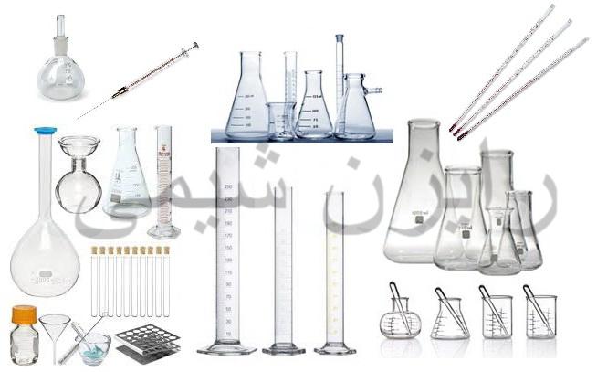 شیشه آلات تخصصی آزمایشگاهی
