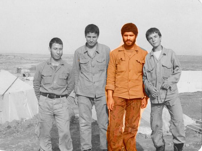 شهید میر مسلم موسوی
