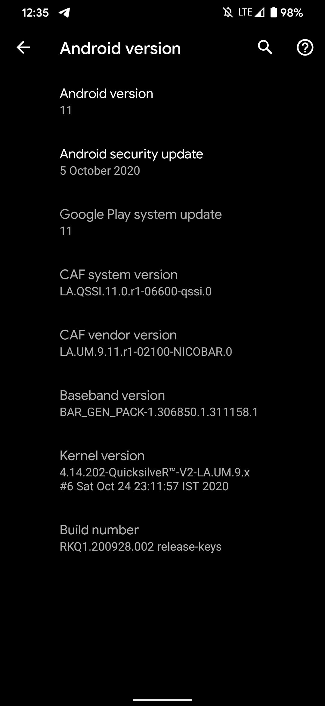 آپدیت اندروید 11 برای Galaxy S4 LTE