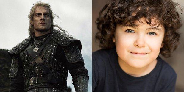 در سریال The Witcher دوران کودکی گرالت نشان داده خواهد شد