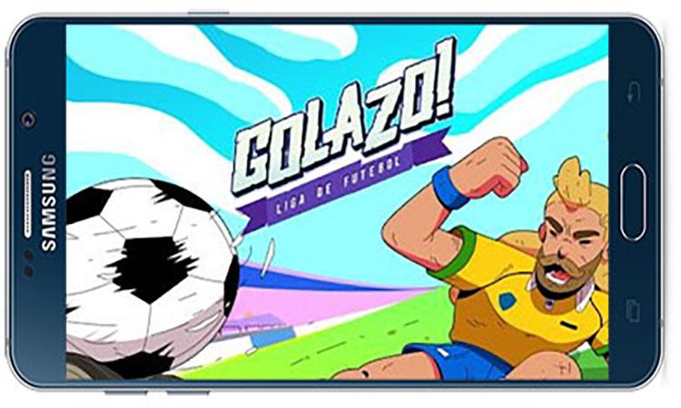 دانلود بازی اندروید گلازو Golazo