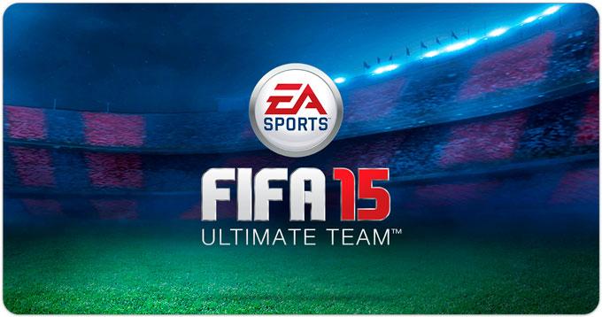 دانلود بازی FIFA 15 Ultimate Team V1.0.6 برای اندروید