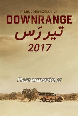 دانلود رایگان فیلم ترسناک Downrange 2017