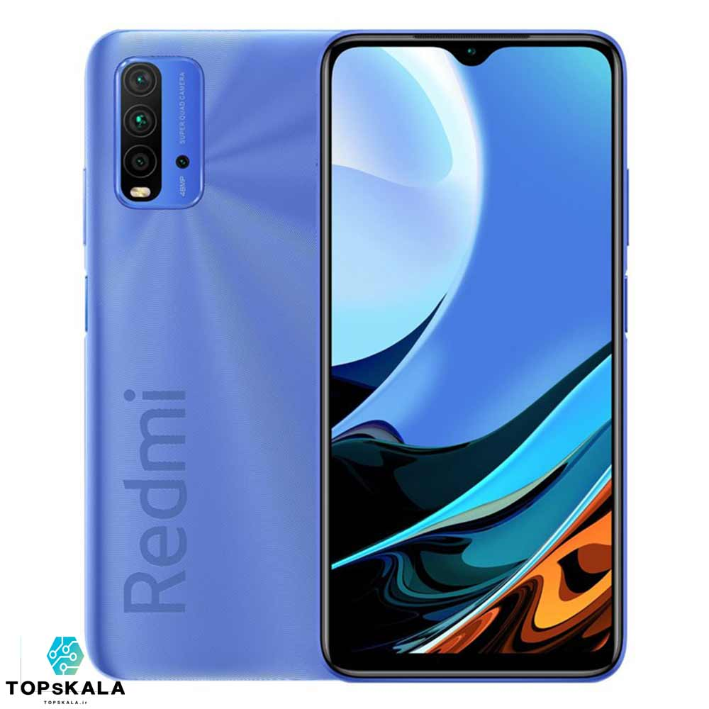 گوشی موبایل شیائومی مدل Redmi 9T M2010J19SG ظرفیت 128 گیگابایت و رم 4 گیگابایت / Xiaomi Redmi 9T M2010J19SG Dual SIM 128GB and 4GB RAM Mobile Phone