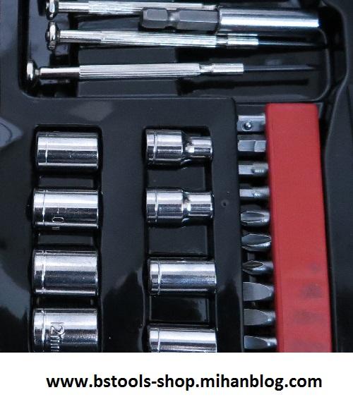 خرید پستی جعبه ابزار همه کاره ی BS TOOLS
