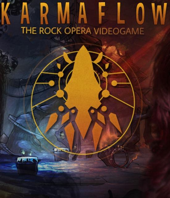 دانلود بازی Karmaflow The Rock Opera Videogame برای PC