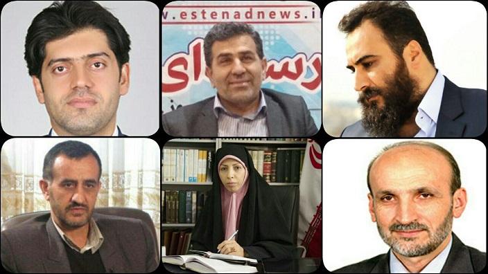 چهره های شاخص انتخابات مجلس یازدهم ساری و میانورود
