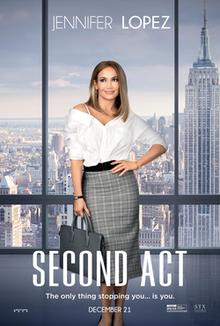 دانلود فیلم Second Act 2018