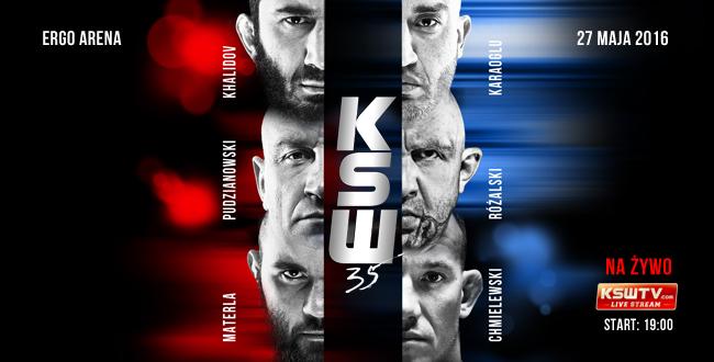 دانلود رویداد KSW 35: Khalidov vs Karaoglu ریلیز اختصاصی + 720p