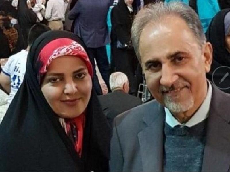 همسر نجفی به قتل رسید