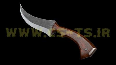 دانلود اسکین زیبای hemingway_knife برای کانتر سورس