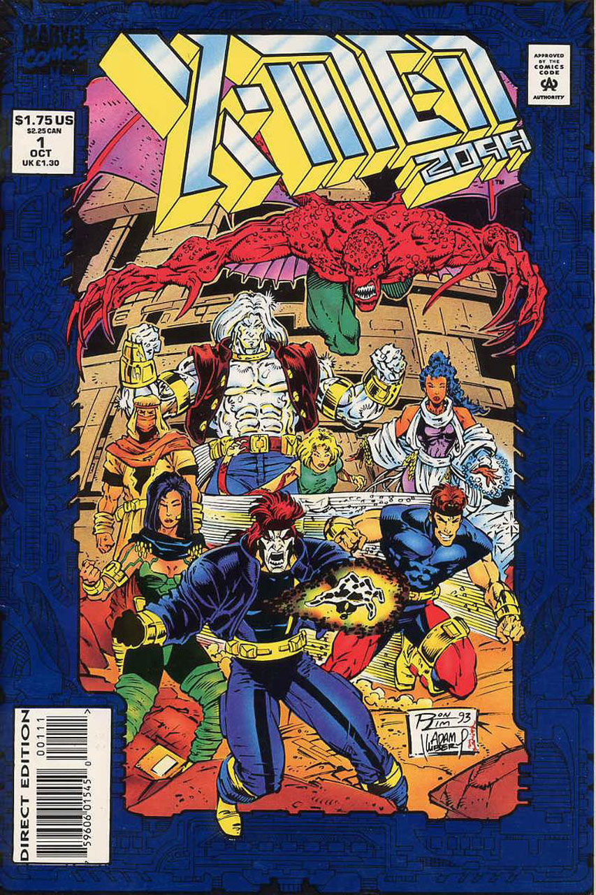كميك x-men 2099