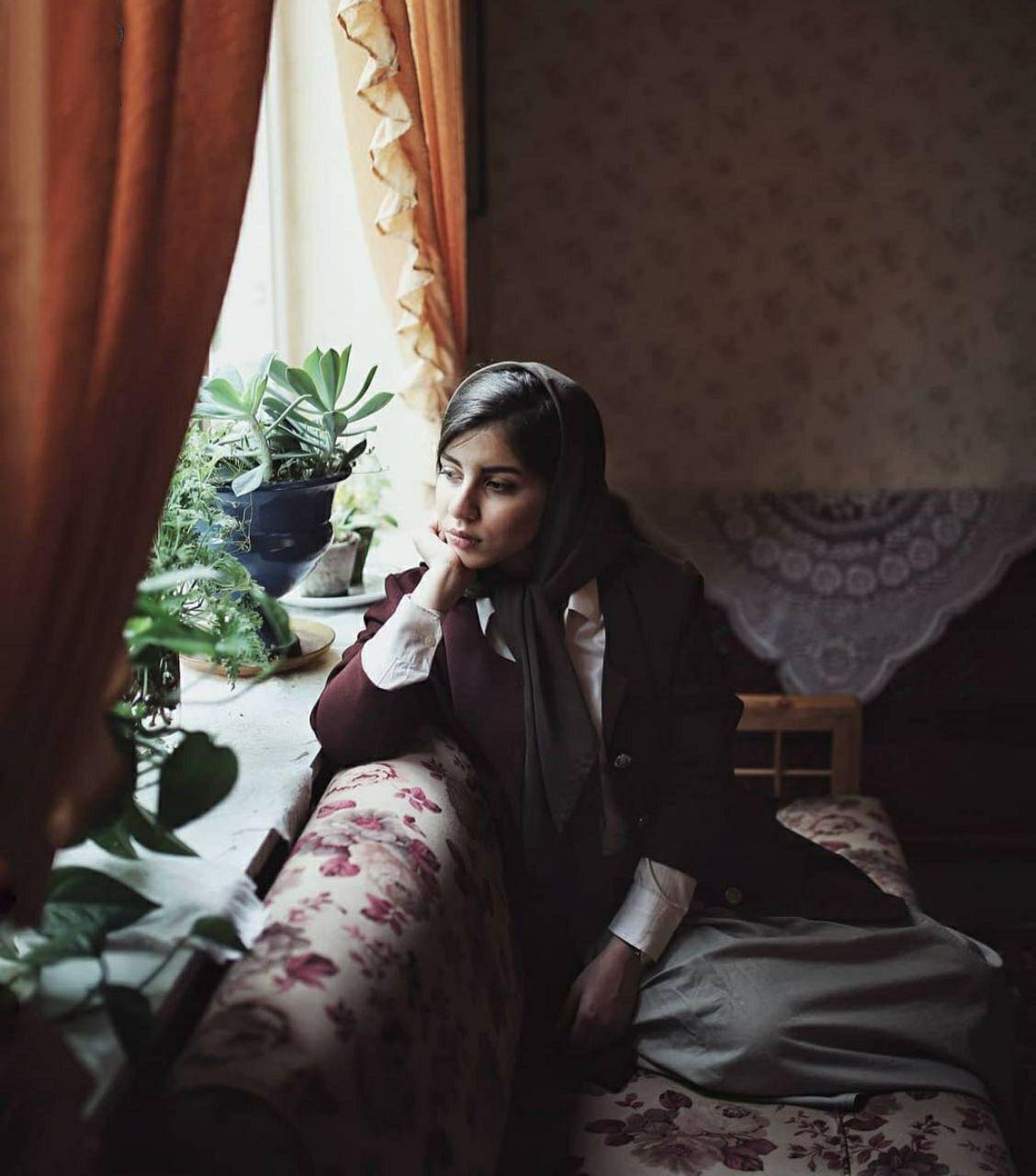 عکس زن