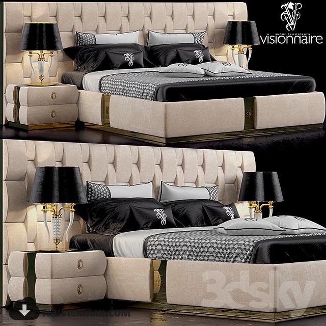 a8hg pro 3 2 - مجموعه مدل سه بعدی تخت خواب شماره 4