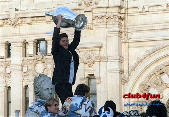 وداع ایکر مقدس از رئال مادرید