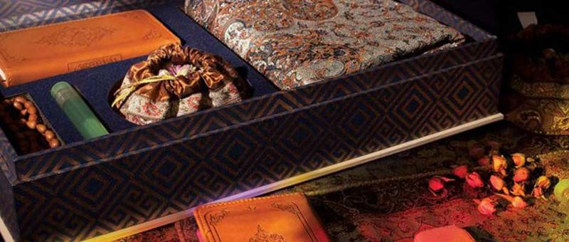 هدایای تبلیغاتی ست صنایع دستی
