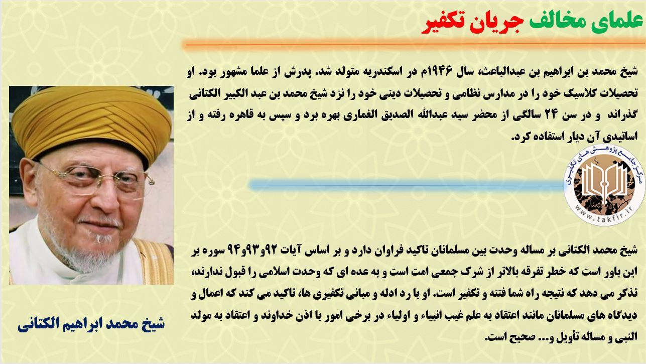 شیخ محمد ابراهیم الکتانی