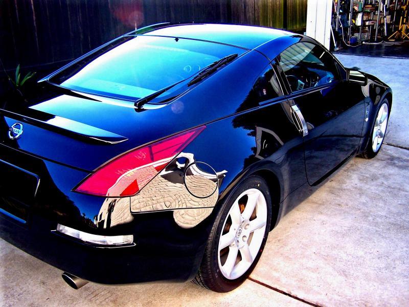 انواع رنگ خودرو