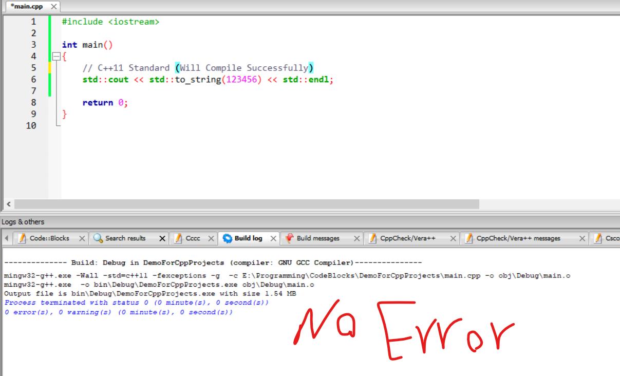 ae61 2 - خطاهای کتابخانه و اجرا نشدن توابع در ++c و کد بلاکس
