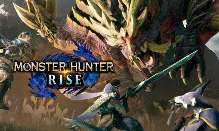 بازی Monster Hunter Rise
