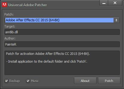 Universal Adobe Patcher.1.5