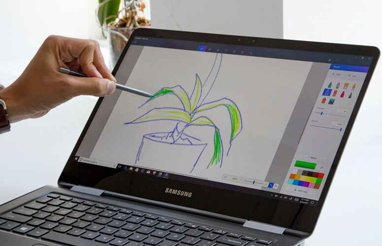 لپ تاپ دانشجویی Samsung Notebook 9 Pro