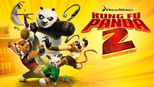 دانلود دوبله فارسی انیمیشن پاندای کونگ فو کار ۲ Kung Fu Panda 2 2011