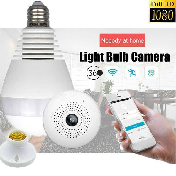 دوربین طرح لامپ