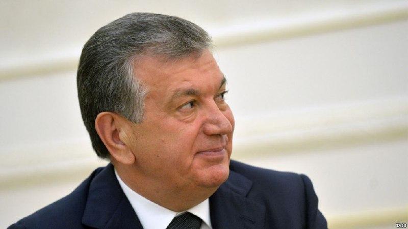 خبر فوری : شوکت میرضیایف نامزد ریاست جمهوری ازبکستان شد.