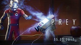 تریلر جدید بازی prey به نام playing with powers
