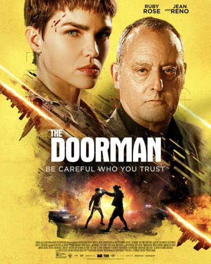 دانلود فیلم The Doorman 2020