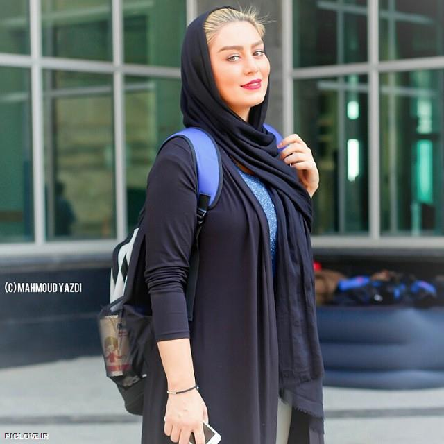 عکسهای جدید سحر قریشی انتشار درمرداد ماه ۹۴