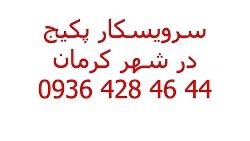 سرویسکار مجاز پکیج در کرمان: 09364284644