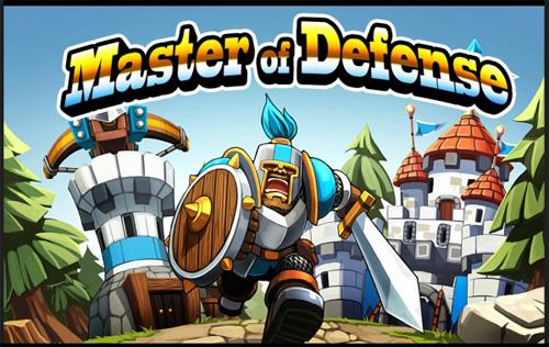 دانلود بازی Master Of Defense برای کامپیوتر با حجم کم