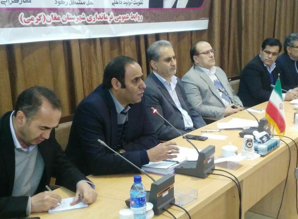 آنفلوانزای پرندگان در شمال استان اردبیل بحرانی نیست